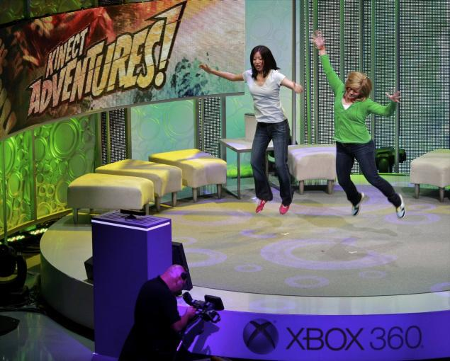Jeux-Kinect