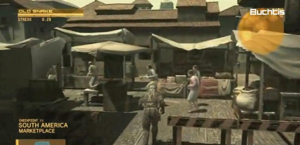 Metal Gear Solid 4 Acte 2 E3 2010 : Raiden nous taille enfin un  trailer !!