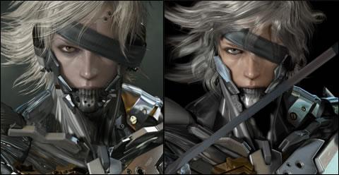 Raiden Artwork [MAJ] Le site teaser de Kojima révèle ses secrets  !!!