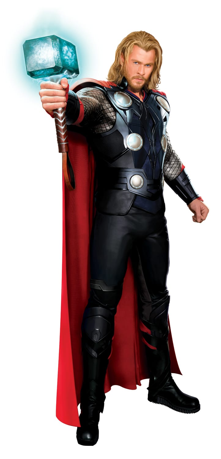 The Avengers 2 Deluxe Thor Boys Costume is the best Halloween costume for you to get! Everyone will love this Boys costume that you picked up from Wholesale Halloween Costumes!