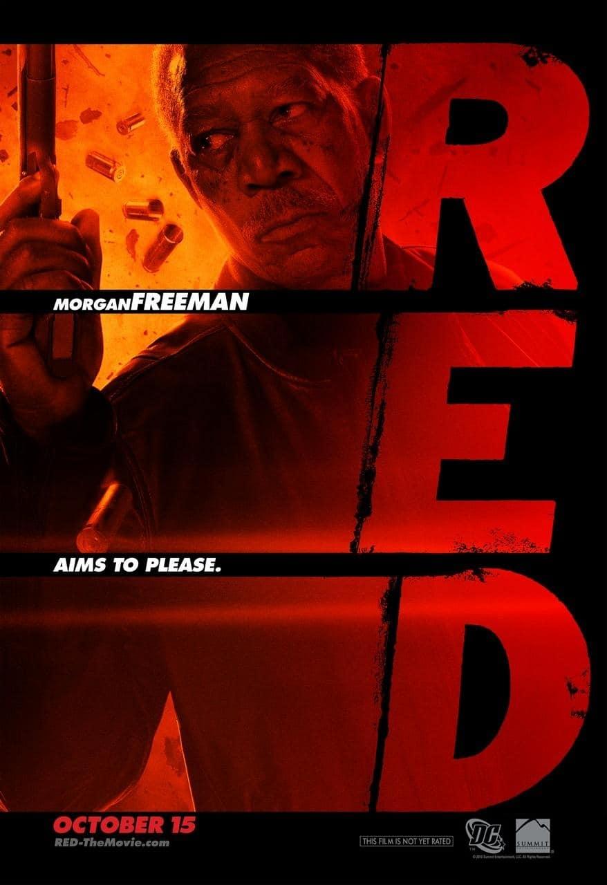 Morgan-Freeman-Red-Poster