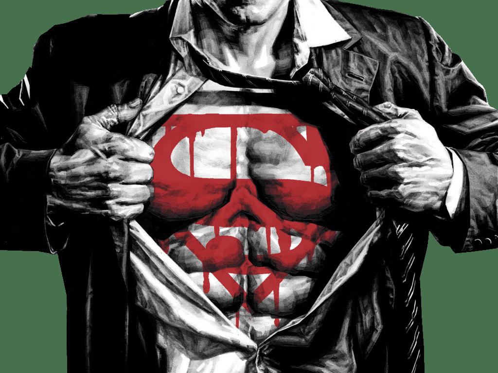 Superman sera dirigé par Zack Snyder (Watchmen)...Aronofsky peut aller prêcher ! dans Films Superman-Logo-Artwork