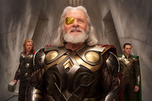 Thor-Odin-Loki