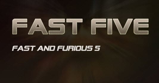 Fast-Five-Logo-Fan