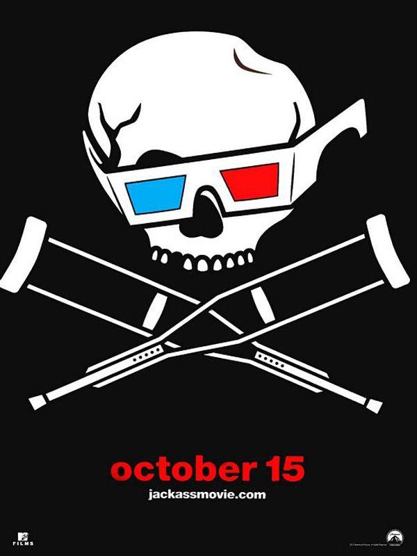 Jackass 3D Poster Teaser US