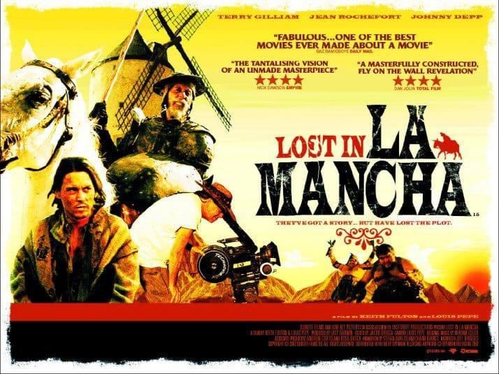 Lost-In-La-Mancha-Affiche