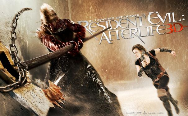 Resident Evil  Afterlife Bann 02