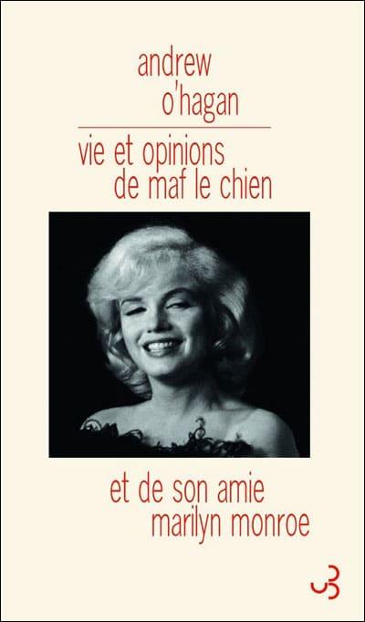 Vie-et-les-opinions-de-Maf-le-chien-et-de-son-amie-Marylin-Monroe-Livre