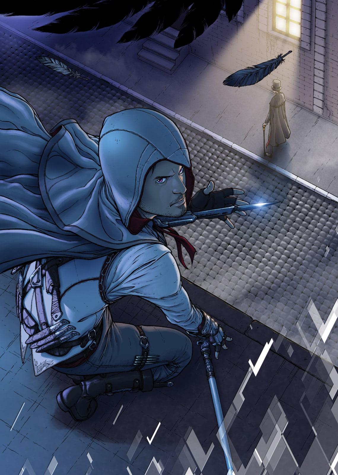 Assassin's Creed... dans l'espace ! - Eklecty-City