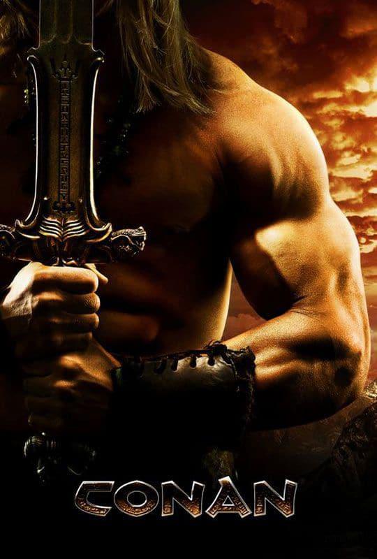 Conan Reboot Affiche Teaser