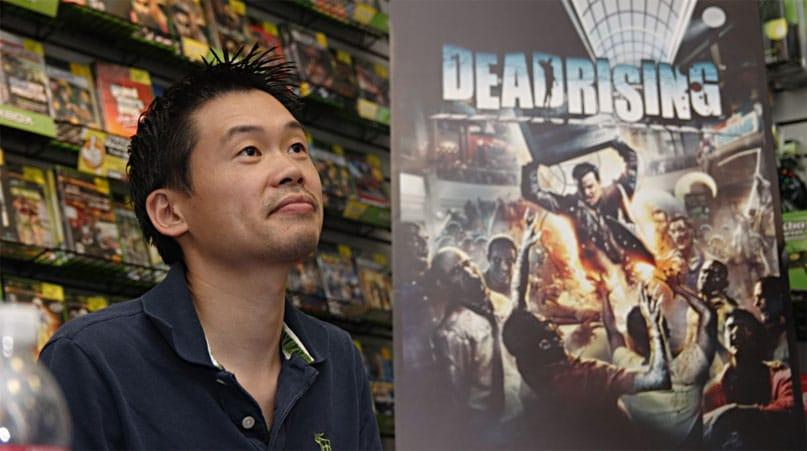 Keiji Inafune Dead Rising Resident Evil 6 pour bientôt ?