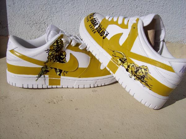 chaussure nike customiser