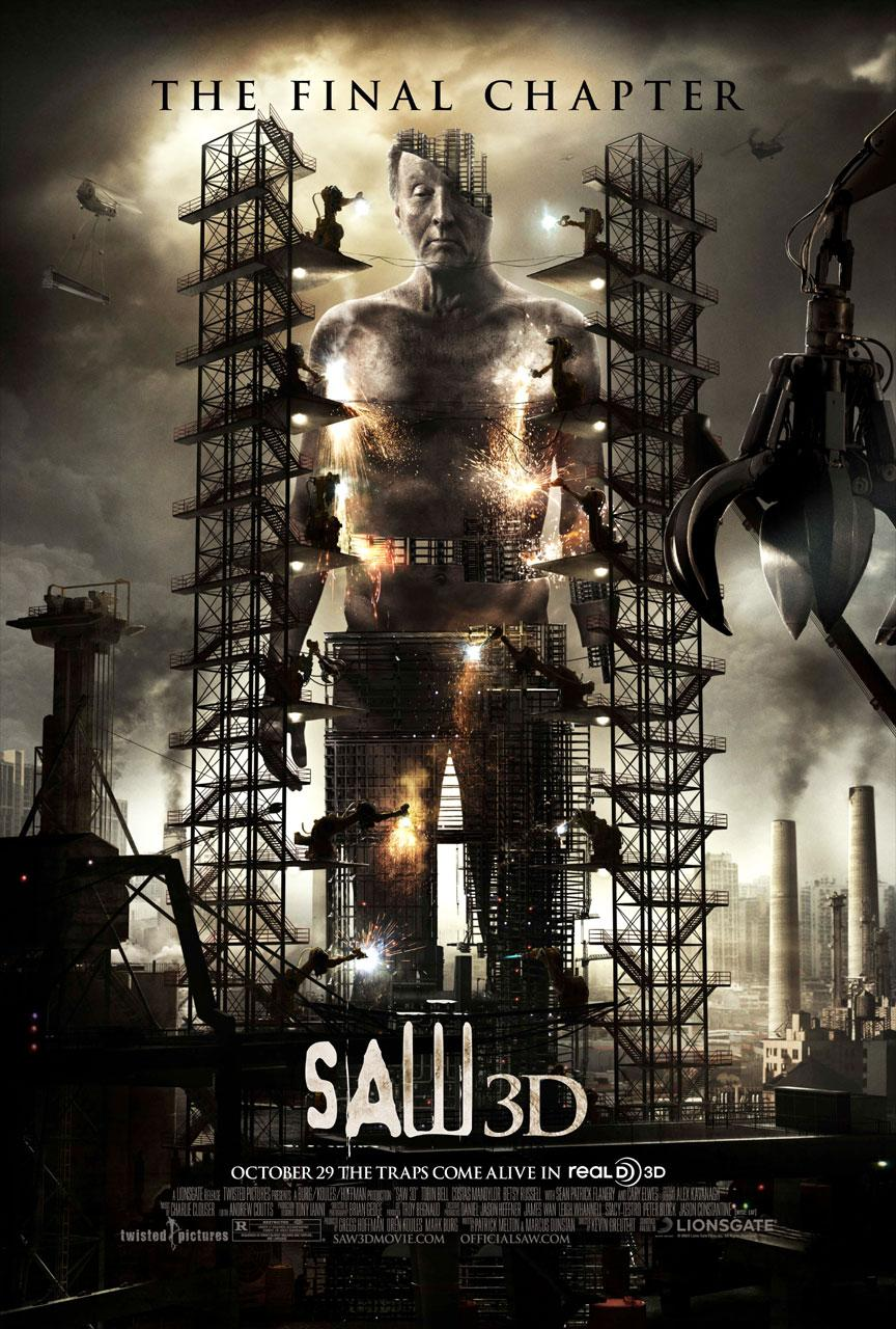 Saw 7 3D Jigsaw Poster 02