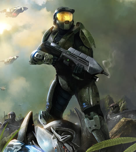 Personality ... MBTI Enneagram Master Chief (Halo) ... loading picture