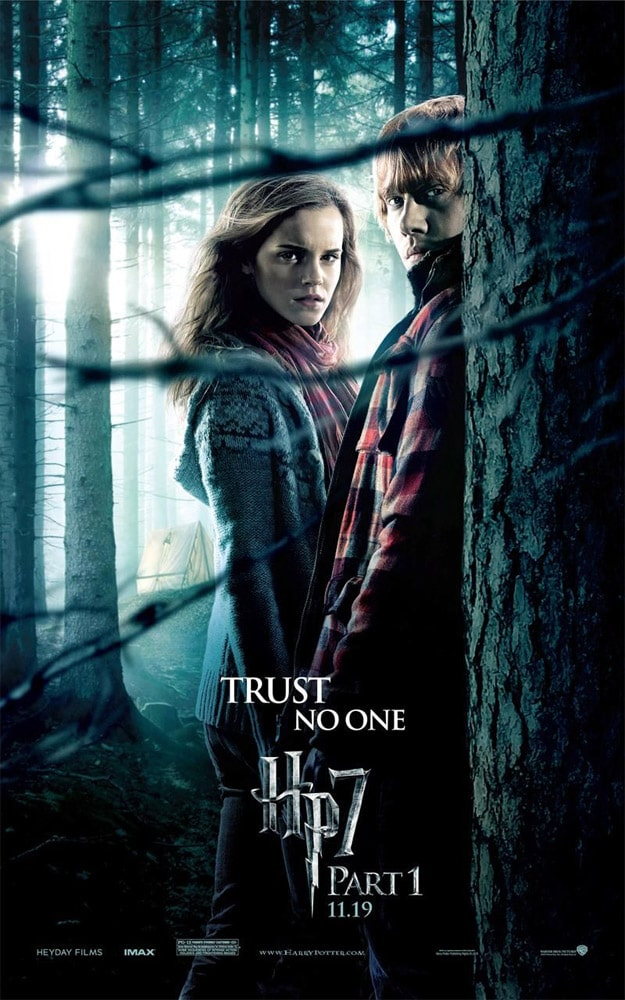 Harry Potter 7 Character Poster 09