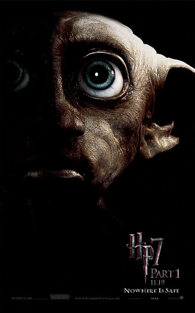 Harry Potter 7 Character Poster 14