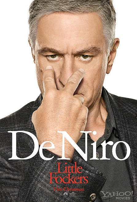 Robert De Niro Little Fockers Poster US