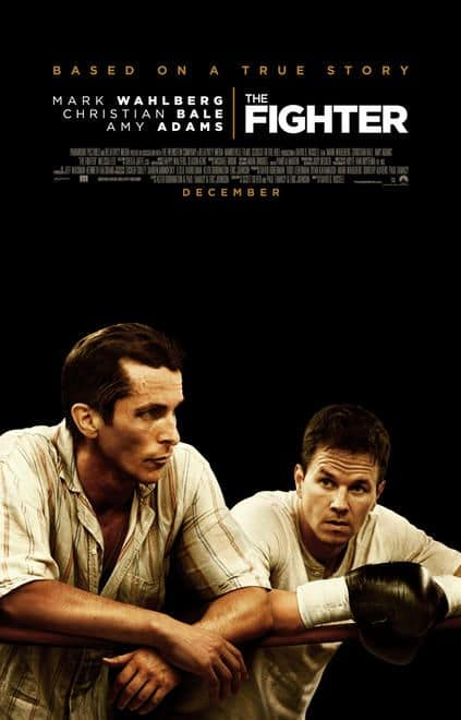 The Fighter Affiche US