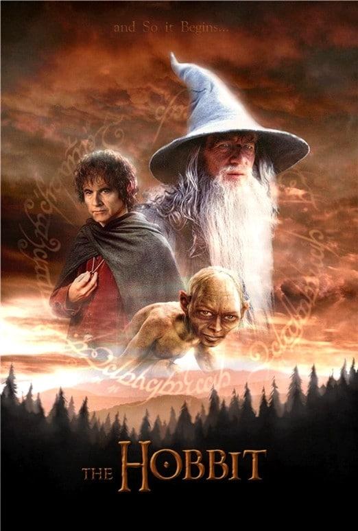 The-Hobbit-Fan-Poster