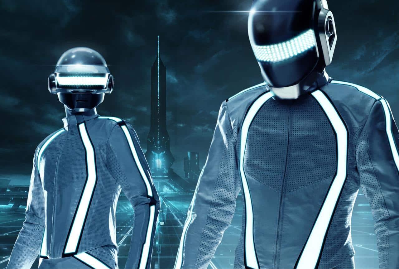 Les Daft Punk reviennent par surprise avec neuf morceaux inédits