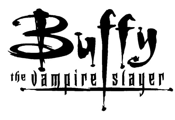 Buffy The Vampire Slayer - Logo