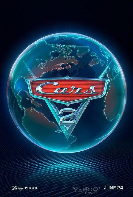 Cars 2 - Poster Teaser