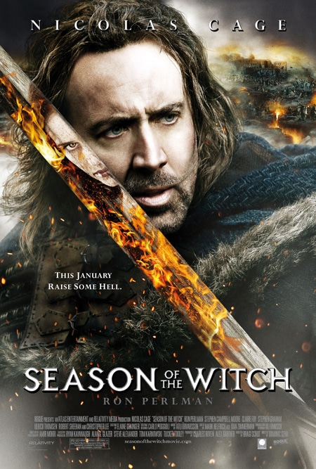 Season of the Witch Poster US