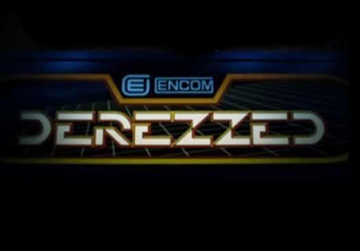 Encom Derezzed Daft Punk Tron Legacy Daft Punk, Le Clip Officiel de Derezzed !