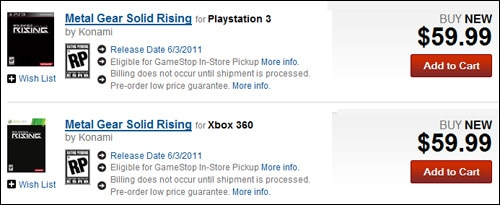Metal-Gear-Solid-Rising-GameStop-Release-Date-03-06-2011