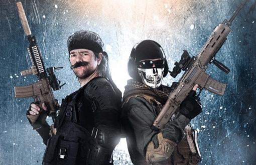 Modern War Gear Solid Banner Poster Powers Activate Le Troisième Episode de Modern War Gear Solid Enfin en Ligne !
