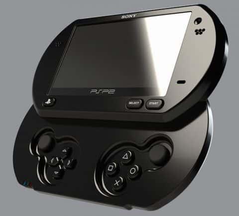 prototype nouvelle console