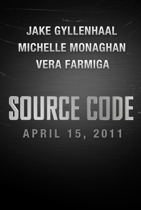 Source Code - Poster Teaser