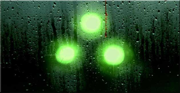 Splinter Cell - Green Lights