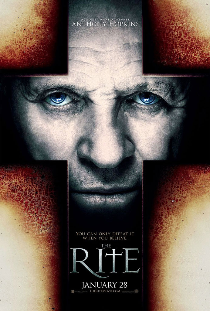 The Rite - Poster US 01