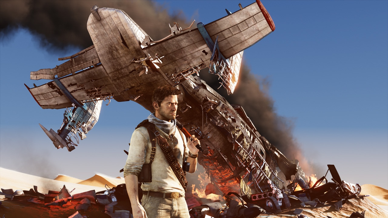 Uncharted 3 Drakes Deception Artwork 03 Nouvelle vidéo pour le multi d'Uncharted 3