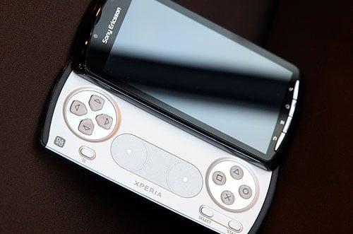 sony ericsson xperia playstation play. Sony Ericsson Xperia Play