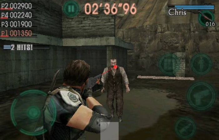 Resident Evil Mercenaries Vs - Screenshot 01