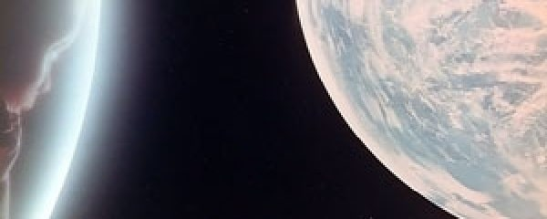 A Space Odyssey - Banner