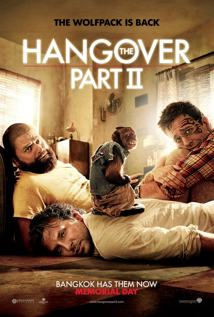 The Hangover Part II - Poster US 01