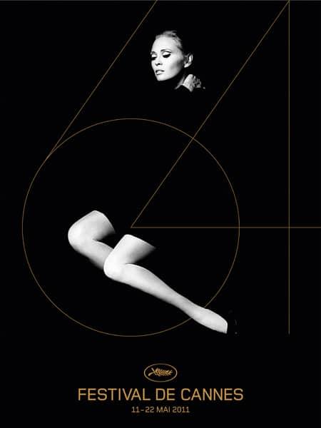 Affiche-64ème-Festival-de-Cannes-Faye-Dunaway-Jerry-Schatzberg