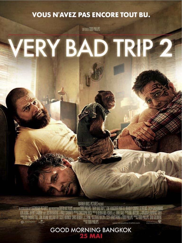 Very Bad Trip 2 - Affiche FR 01