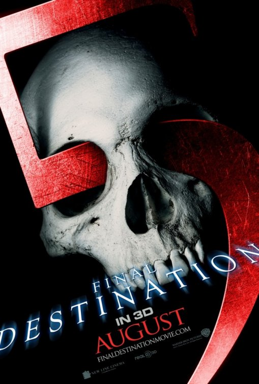 Final Destination 5 - Poster US 01