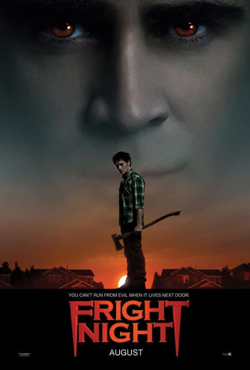 Fright Night (2011) - Poster US 01