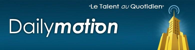 Dailymotion-Le-Talent-au-Quotidien-Banner