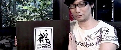 Konami-Pré-E3-2011-Hideo-Kojima-Fox-Engine-Announcement
