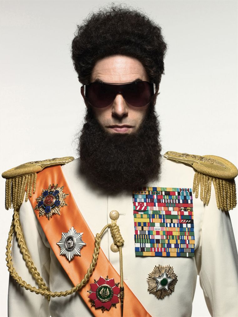 The Dictator - Sacha Baron Cohen Photo Promo 01