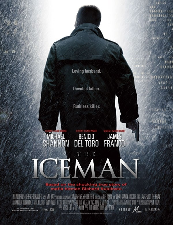 The Iceman - Poster US 01