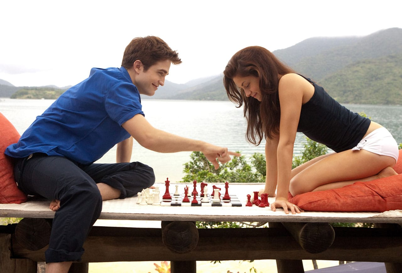 Twilight Saga 4 Breaking Dawn - Movie Picture 01