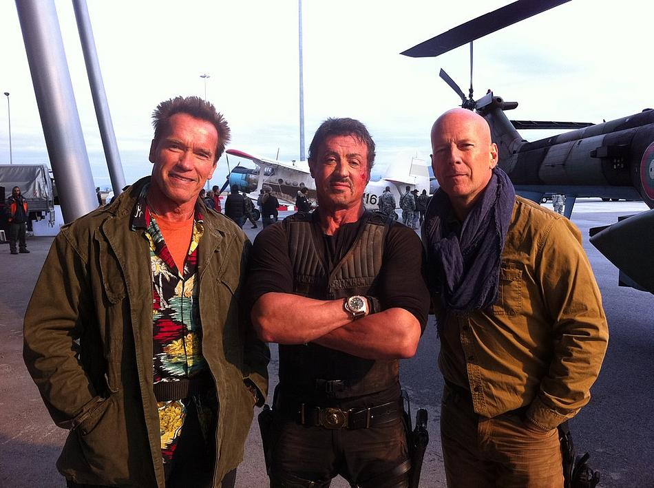 The Expendables 2 : Sc...