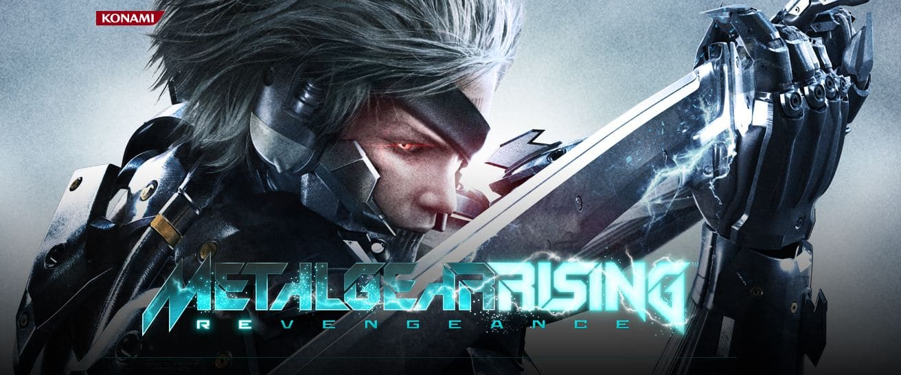 Metal Gear Rising Revengeance - Logo 02